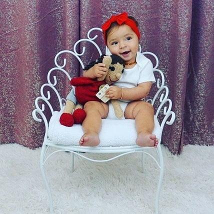 10 month old baby of LIV parents Armando & Brenda